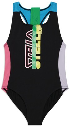 Stella McCartney Colour-Block Swimsuit