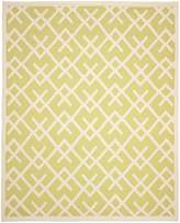 Safavieh DHU552A-8 Dhurries Collection Hand Woven Premium Wool Area Rug