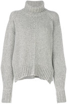 Isabel Marant - pull ample à col roul