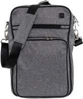Ju-Ju-Be XY Collection Helix Messenger Diaper Bag, Gray Matter