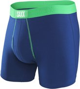 Saxx 24-Sevenen Underwear Boxer Briefs with Fly, Regular Fit, 5 Inch Insea