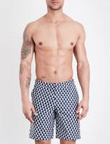 Orlebar Brown Dane gilot knee-length swim shorts