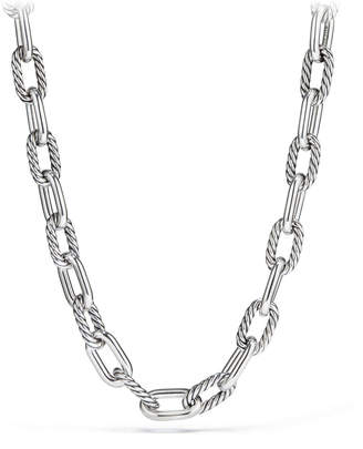 David Yurman Madison Chain Large Link Necklace, 20""