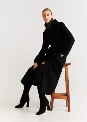 MANGO High heel boots black - 6A - Women