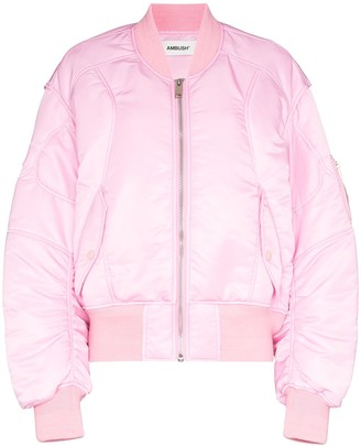Ambush Panelled Bomber Jacket