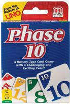 Mattel Phase 10 Card Game by