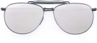Thom Browne Aviator-Frame Sunglasses