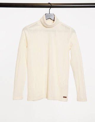 Protest Jules powerstretch base layer top in beige