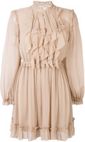 Ulla Johnson ruffle detail dress