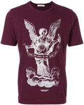Undercover angel print T-shirt