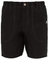 And Wander - Technical Contrast Stitch Shorts - Mens - Black