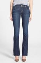 Hudson Petite Women's 'Beth' Baby Bootcut Jeans