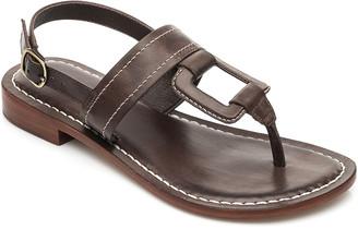 Bernardo Tegan Leather Sandal