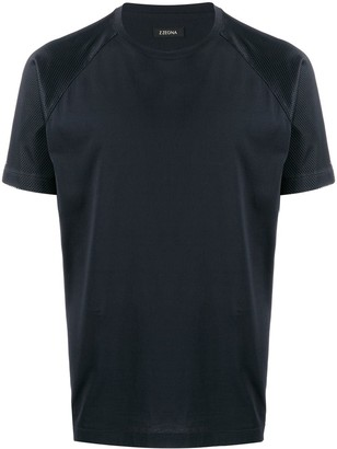 Ermenegildo Zegna short-sleeve fitted T-Shirt