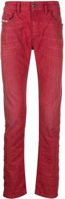 Diesel Thommer low-rise slim-fit jeans