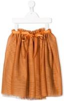 Anja Schwerbrock TEEN belted tutu skirt