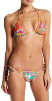 Trina Turk Sea Garden Tie Side Bikini Bottom
