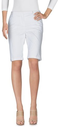Blauer Bermuda shorts