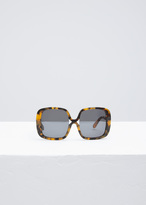 Karen Walker crazy tort / gold marques