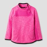 Cat & Jack Toddler Girls' Short Sleeve Activewear T-Shirt - Cat & Jack Pizzazz Pink