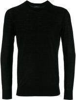 Joseph crew neck sweatshirt
