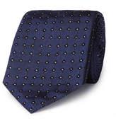 Dunhill - 7cm Silk-jacquard Tie