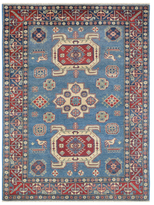 Momeni Heirloom Super Kazak Hand-Knotted Wool Rug