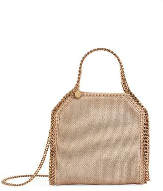 Stella McCartney Falabella Woven Tote Bag
