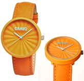 Crayo Pleats Collection CR1504 Unisex Watch
