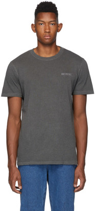 Han Kjobenhavn Grey Casual T-Shirt