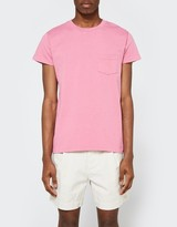 Levi's 1950's Sportswear Tee in Faded Cerise