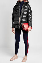 Moncler Quilted Down Jacket with Hood