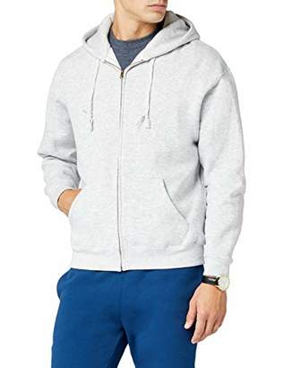 Fruit of the Loom Men's Zip Front Premium Hooded Sweat Jacket