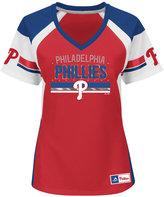 Majestic Women's Philadelphia Phillies Draft Me T-Shirt