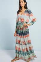 Lenny Niemeyer Atlantas Sheer Maxi Dress