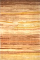 Momeni Rugs Momeni - New Wave - NW-13 Area Rug - 2' x 3' - Sand