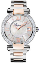 Chopard Imperial Two-Tone 40mm Watch with Diamonds