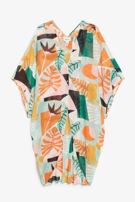 Monki Floaty kaftan