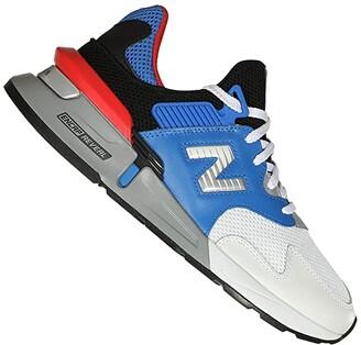 New Balance Classics 997 Sport (Vivid Cobalt/Cedar Glow) Athletic Shoes