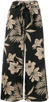 Polo Ralph Lauren wide-leg floral trousers