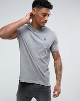Psycho Bunny Crew Neck Marl T-Shirt