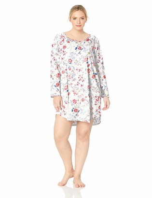 Karen Neuburger Women's Nightgown Pajamas Sleepshirt Pj