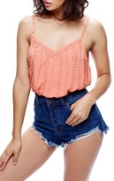 Free People Women's Embellished Camisole