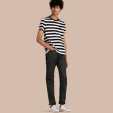 Burberry Slim Fit Japanese Selvedge Jeans