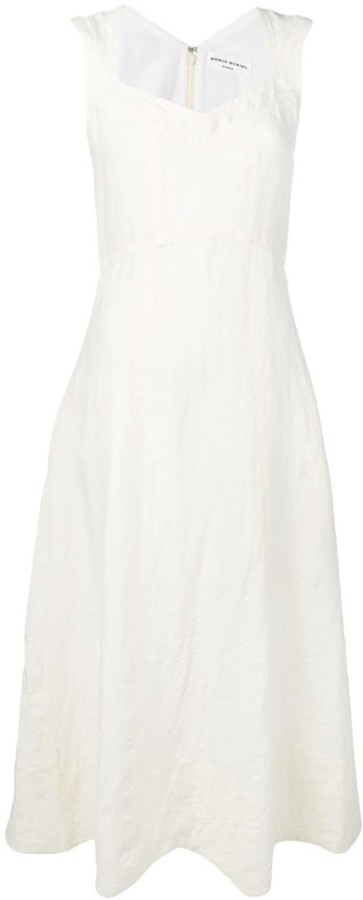 Sonia Rykiel Flared Long Dress