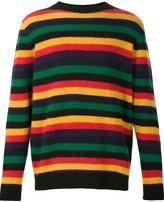 The Elder Statesman cashmere stripe jumper
