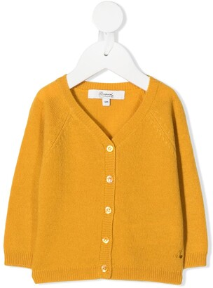 Bonpoint Classic Buttoned Cardigan
