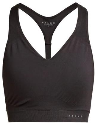 Falke Shape Low-intensity Sports Bra - Womens - Black
