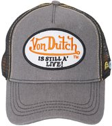Von Dutch Men's Patch Still Alive Trucker Hat