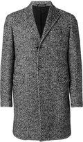 Tagliatore herringbone coat